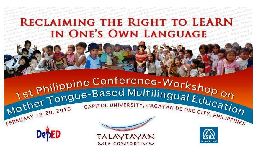 Mother Tongue Based Multilingual Education Research Paper Staging
