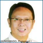 Rep. Magtanggol Gunigundo