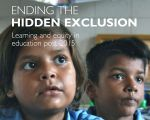 ending the hidden exclusion
